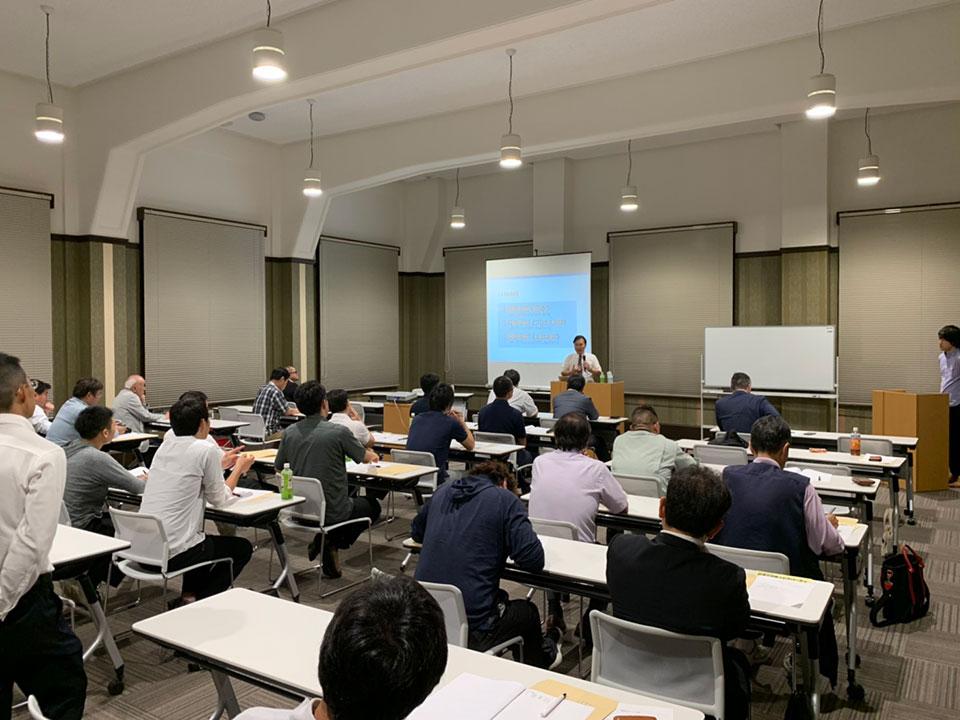 20190710渋川商工会議所青年部経営セミナー