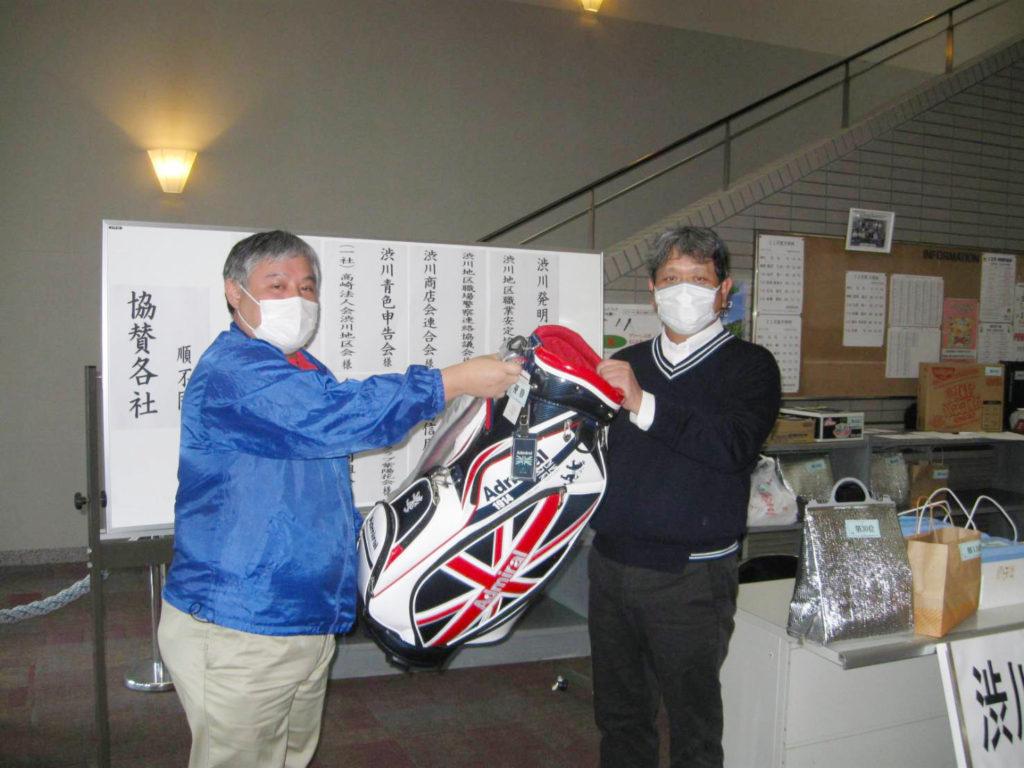 20201111商工会議所会員ゴルフ大会&YEG親睦ゴルフ大会